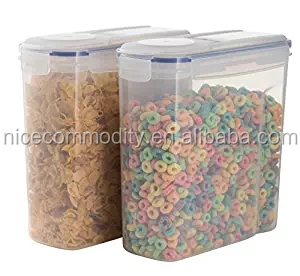 New style cereal container cereal keeper food container