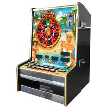 Lucky Roulette Game Machine, DST company Designed Lucky Roulette