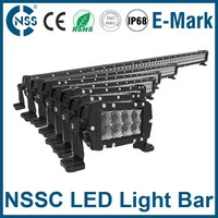 Best wholesale auto led light bar for caravan for cart