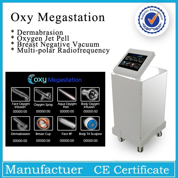Slimming equipment rf weight loss beauty product Oxy Megastation