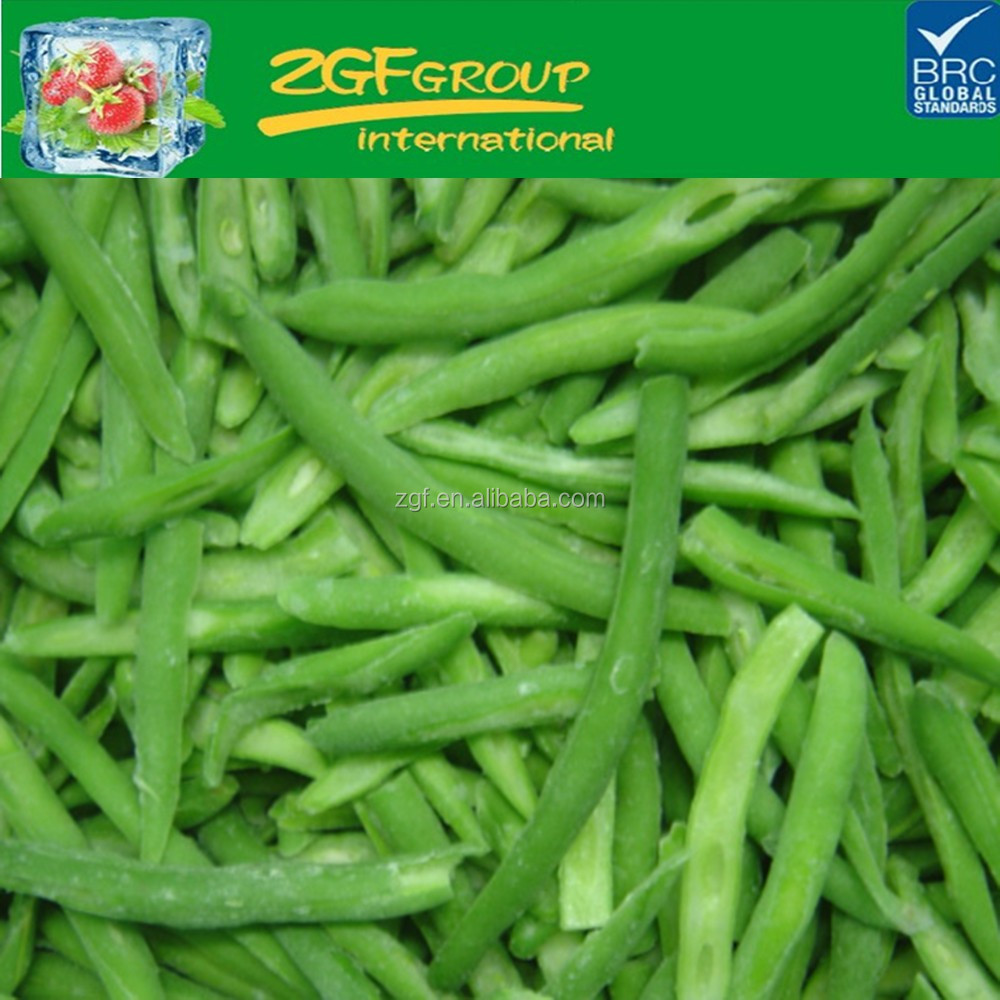 High Quality IQF fresh green beans competitive price