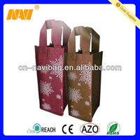 3 bottle carrying wine bag