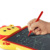 Electronic gift kids LCD drawing writing board doodle pad tablet LCD painting board