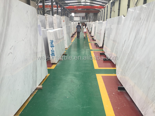 Cheap white marble slab and tile quarry wholesaler