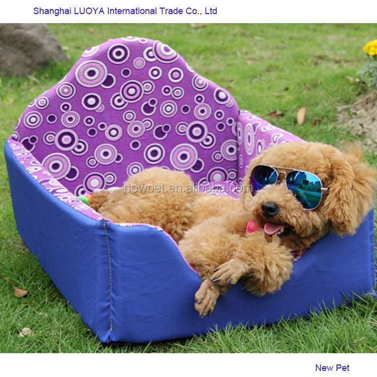 Durable service best sell colorful pet bed dog beds manufacturer crates