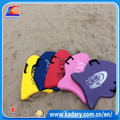 colorful eva foam swimming board for training