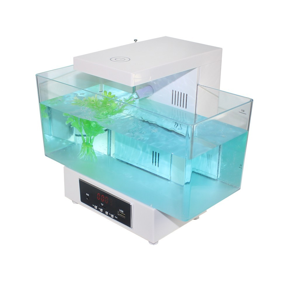 Clear square large acrylic aquarium lucite acrylic fish for Acrylic vs glass fish tank