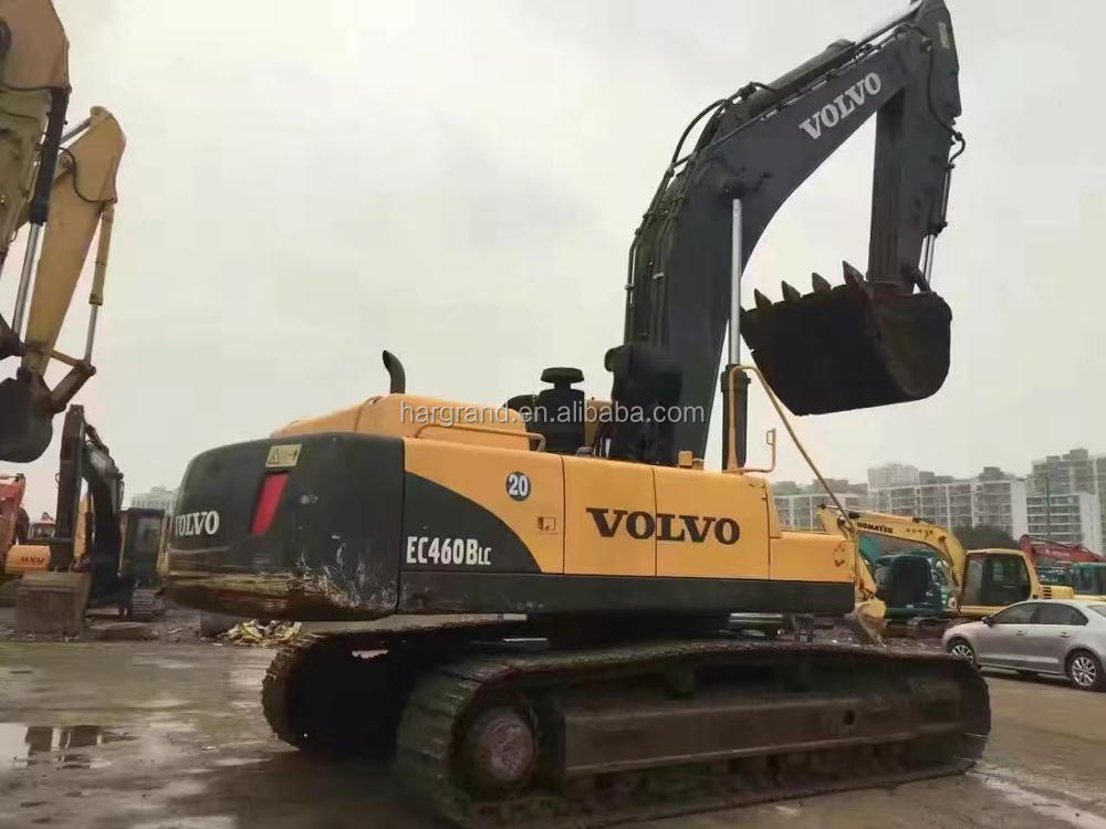 Used VOLVO EC460BLC Excavator, Used VOLVO EC460 Excavator South Korea