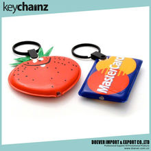 Promotional Custom Keychain LED Squeeze Lights