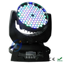108pcs x 3w RGBW moving head edison professional dj equipment