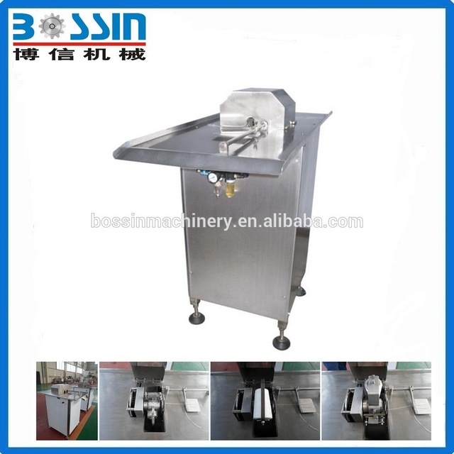 High ratio reliable best-selling sausage stuffer tying machine