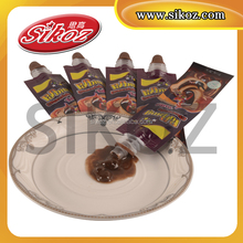 SK-Q278 popping chocolate tube