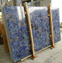 Sodalite blue slab