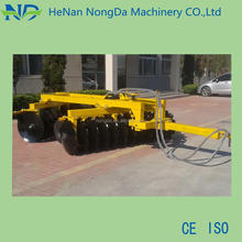 farm machinery tractor trailed heavy duty disc harrow/hydraulic