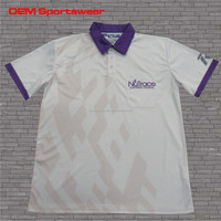 High Quality Polo Sublimated T Shirts