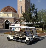 8 seaters off road electric utility vehicle made in china (LT-A8)