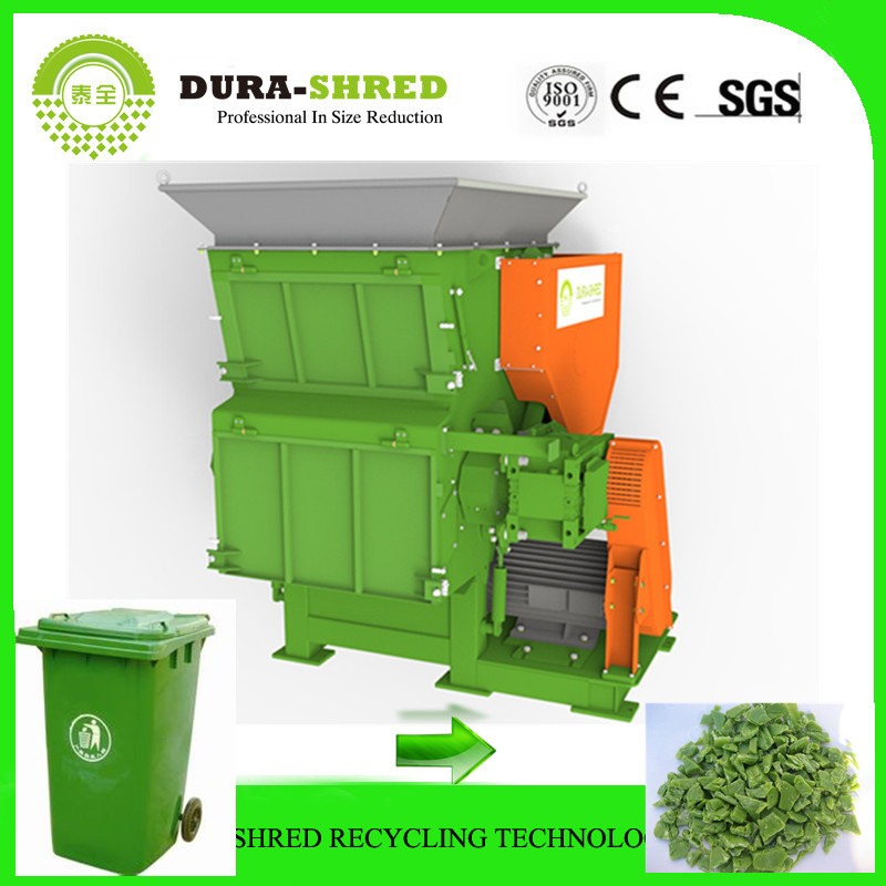 Metal shredder blades for recycling plant