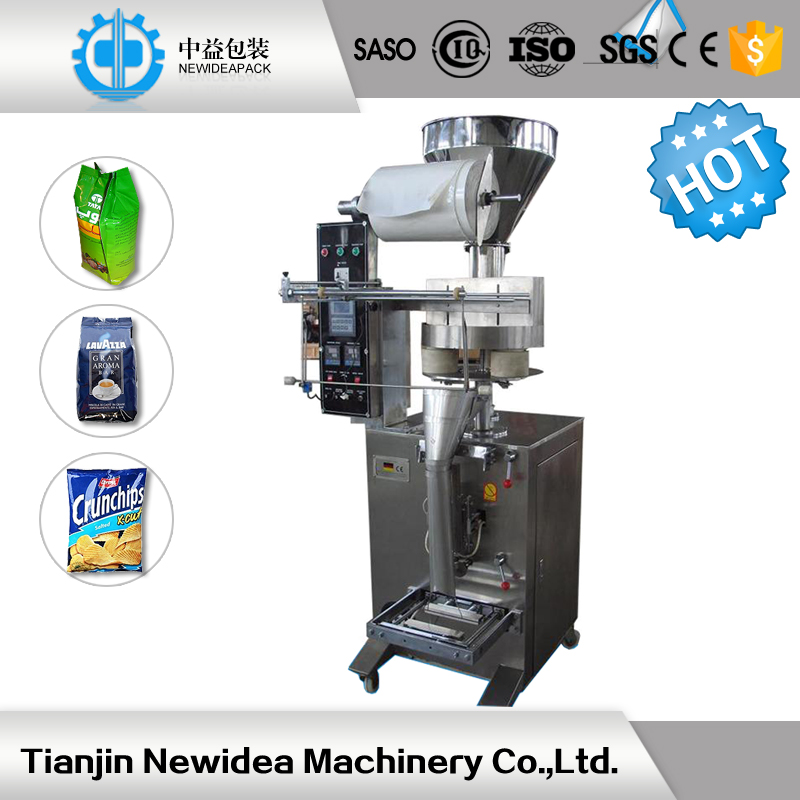 ND-K398 Automatic nuts grain filling and packing machine