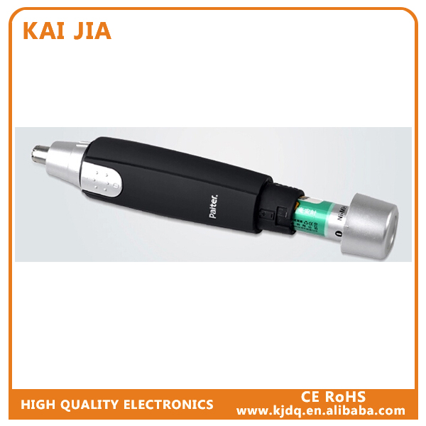 Battery Operated nose hair trimmer in nose & ear trimmer