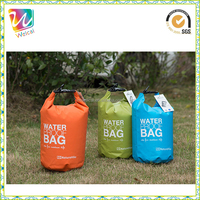 Promotional Swimming Diving 20L waterproof barrel dry bag waterproof