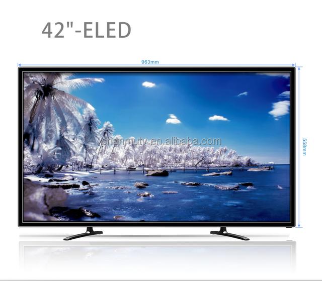 43'' inch digital wall mount FHD led/lcd tv