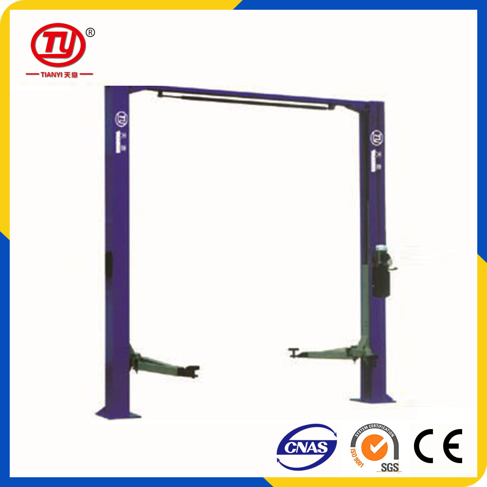 High Quality Cheap Mini Tilting Portable Car Lift