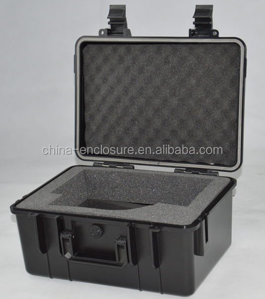 Waterprrof Hard ABS Plastic tool case Wholesale hard plastic tool case made in china