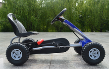 alibaba china cheap big pedal adult and kids go kart/high quality 4 wheel pedal carts