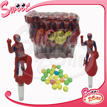 Balloon Toy Spider Man With Balloon And Candy