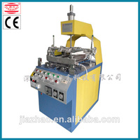 folding bending machinery for plastic leather film edge folding