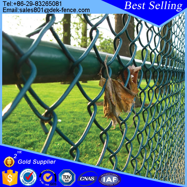 Cheap Vinyl chain link Fence Panels For Sale