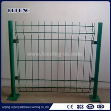 2016 hot sale pvc coated wire mesh fence(ISO9001)