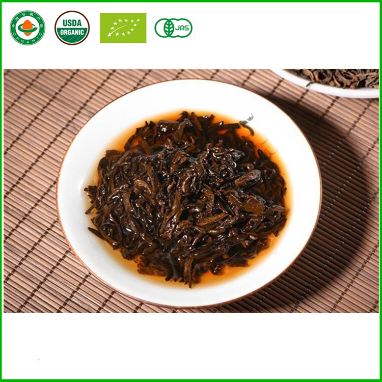 Top quality traditional Chinese Organic handmade black tea in premium grade china famous brand