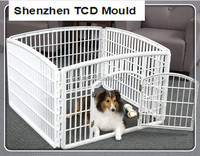 TCD Indoor/Outdoor Plastic Pet Pen