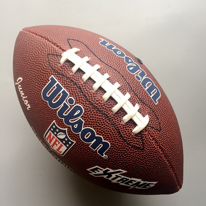 Mini America PVC Leather Football Customized Logo OEM Designed