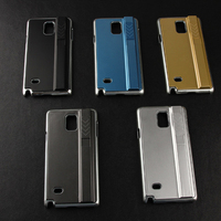 Fashion electroplate cigarette lighter case for Samsung galaxy s4 s5 s6 note 3 4 hard pc lighter phone shell