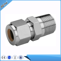 Top Quality Profession Cheap Water Stainless Steel Compression Fitting