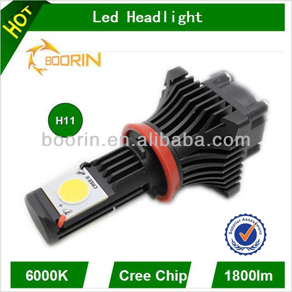 CT6000K Current 1.7A 25W Headlight Kit 2012 volkswagen passat led headlights