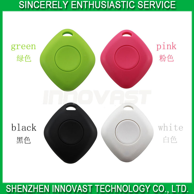 Bluetooth Remote Control Cheap Personal Keychain With APP