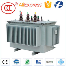 Manufacturer Direct Supply High Insulation Level Oil Filled Customized 800KVA 44 KV Distribution Transformer