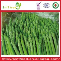 Advanced,good price iqf asparagus with HACCP BRC KOSHER ISO HALAL