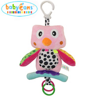 Babyfans EN71baby Funny Music Animal Owl