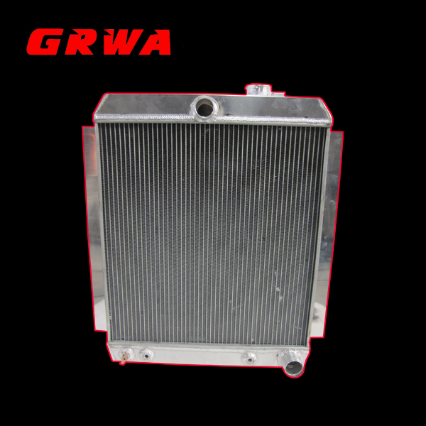OEM Standard Truck Aluminum Radiator For Chevy 49-54