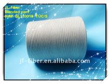 blended cotton fiber twist yarn for Conductive product