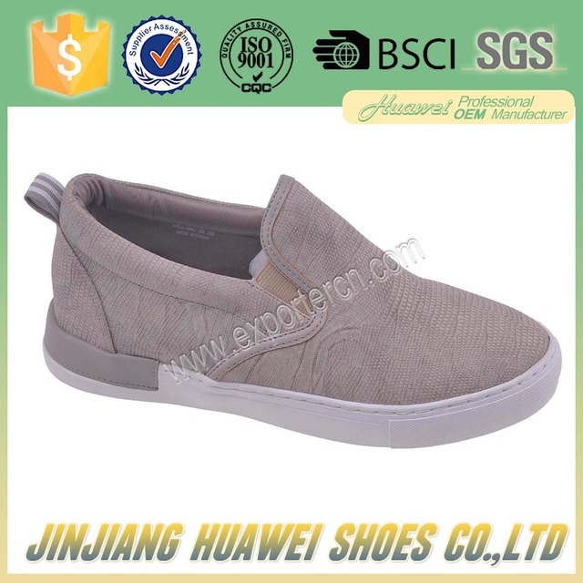 Trendy high top Korea style sneaker durable sport shoe