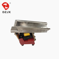 Mining industry tiny stainless steel Electromagnetic Vibrating Feeder