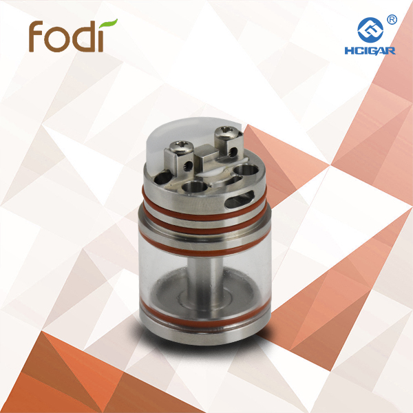 Fodi atomizer Newest Rebuildable Atomizer new rda atomizer box mod in wholesale with fast ship