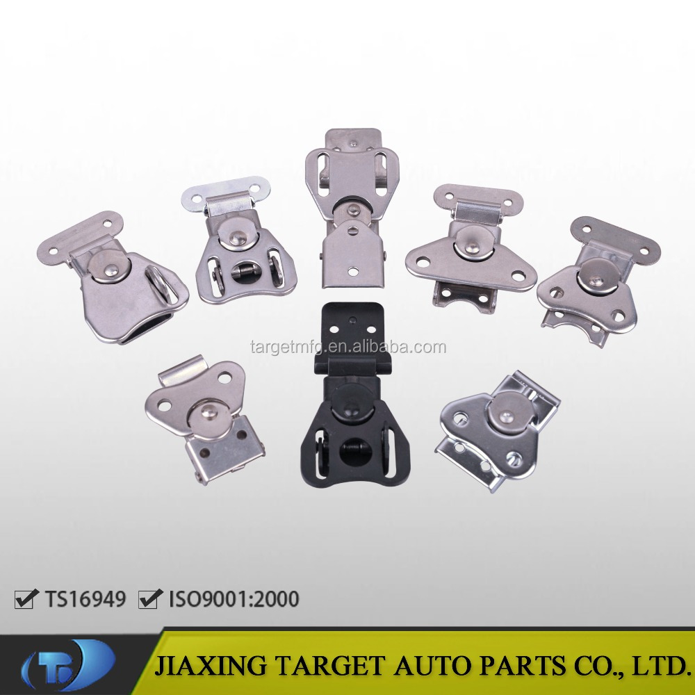 TS 16949:2009 TARGET factory wholesale safety & damping fastener toggle latch hardware