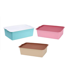 Top Advertising Household Toy Clothes Plastic Storage Box