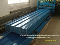 Sun Protection Anti UV Color Roofing Steel Sheet